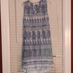 Blue beautiful summer dress!!!